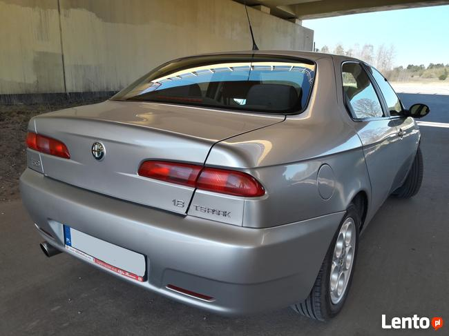 Alfa Romeo 156 1.8 prywatna 7lat zadbana 149tkm