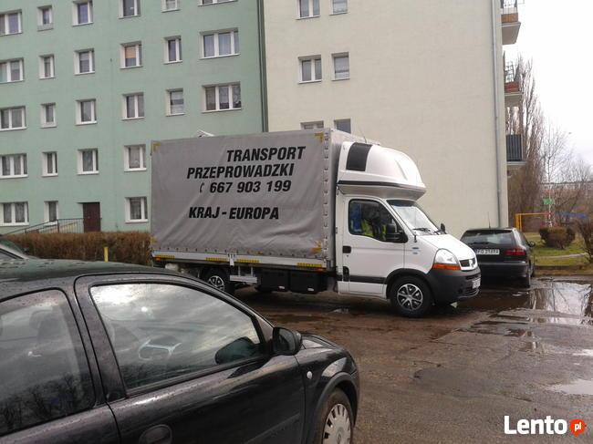 Modish Przeprowadzki Gorzów Wlkp Ekipa667-903-199 Transport Kraj Eu GP61