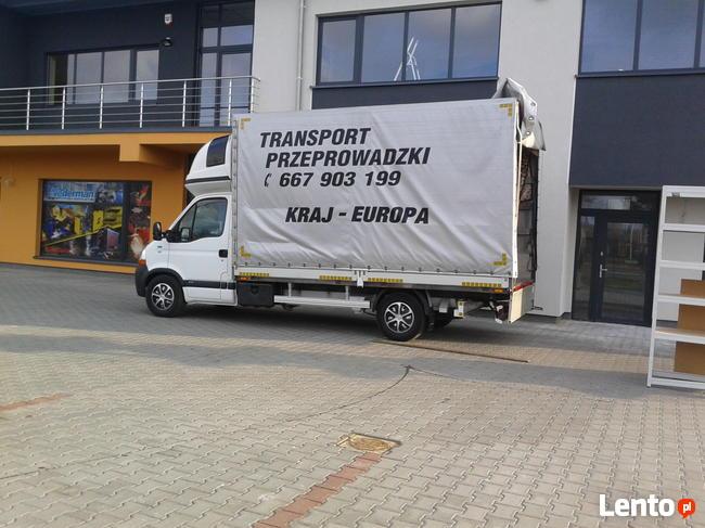 Inne rodzaje Przeprowadzki Gorzów Wlkp Ekipa667-903-199 Transport Kraj Eu KZ53