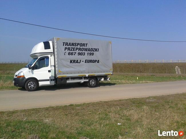 Dodatkowe Przeprowadzki Gorzów Wlkp Ekipa667-903-199 Transport Kraj Eu WP03