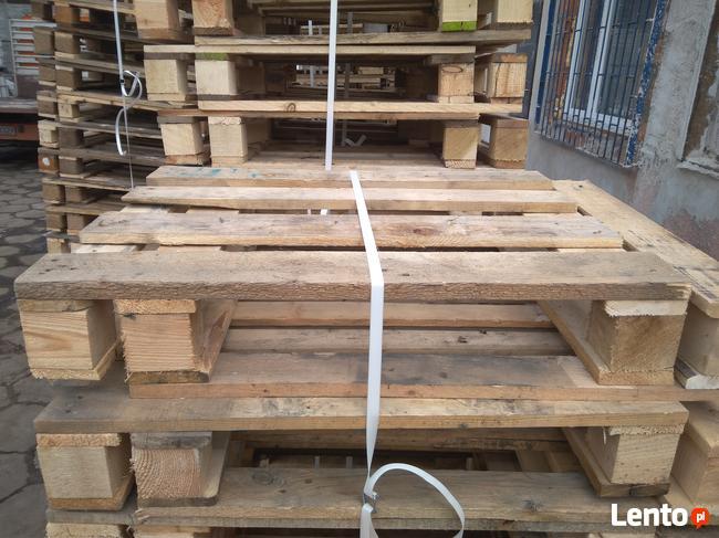 Palety połówki półpalety drewniane 800x600 polpaleta przemys