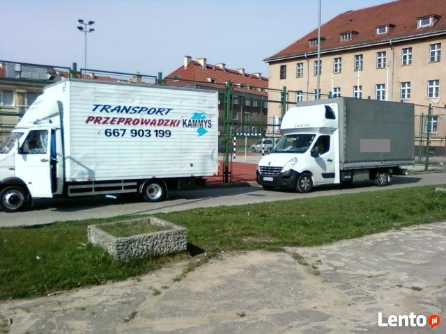 Przeprowadzki Gorzów Wlkp 667-903-199 +Ekipa