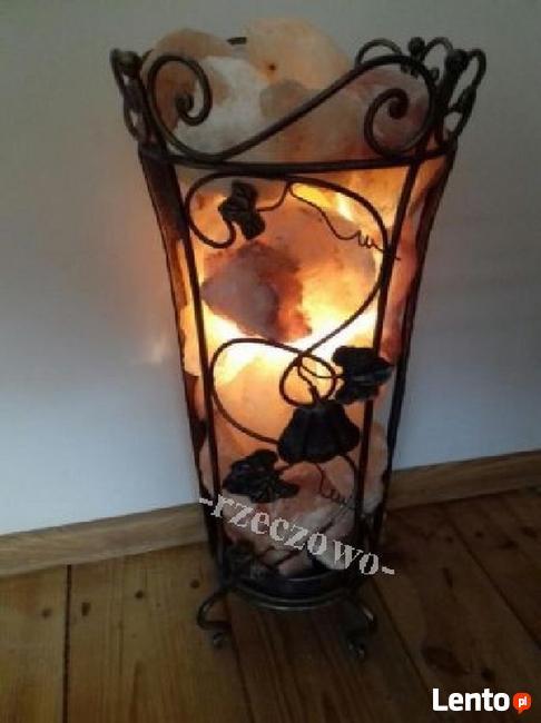 lampa solna kosz oświetlenie pensjonatu sauny duza 60cm 15kg