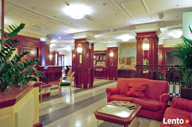 Nocleg Rzym - odstąpię nocleg w HOTELu **** za 50% z 445 PLN