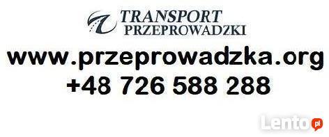 Bagażówka Gdynia Taxi Bagażowe, Transport Przeprowadzki