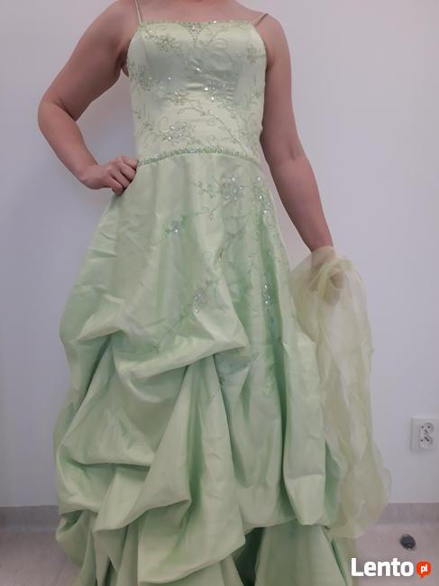 8d952bdf7d Piekna suknia wieczorowa Wieliczka