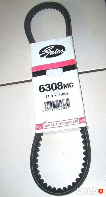 Pasek klinowy GATES 6308MC Seat Golf Jetta Polo