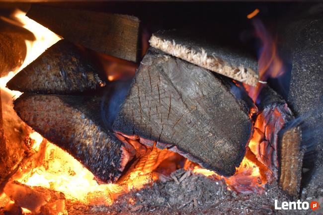 Drewno opałowe zrzyny pocięte opał Nowy Targ