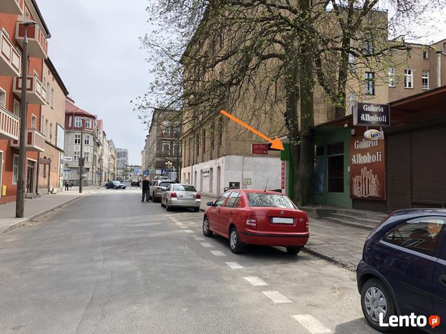 Lokal handlowo usługowy ul.Mazurska, Olsztyn