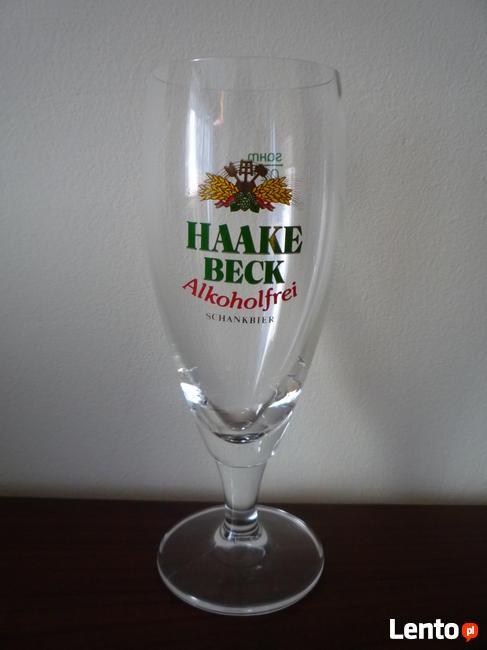 5 sztuk HAAKE BECK Kielich do Piwa na nóżce 0,2l