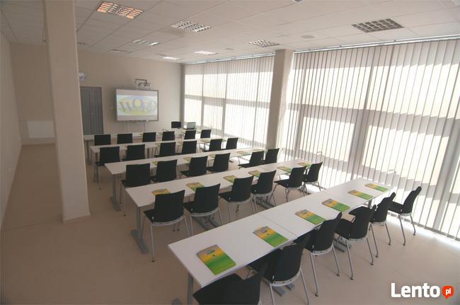 Wynajem sal szkoleniowych i konferencyjnych w Szczecinie