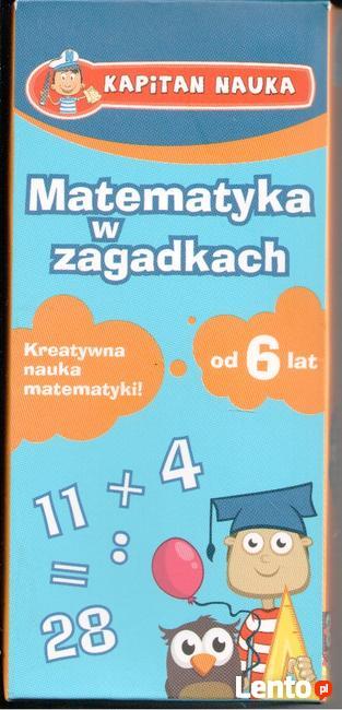 Matematyka w zagadkach 6+