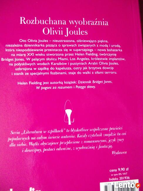 Rozbuchana wyobraźnia Olivii Joules - Helen Fielding