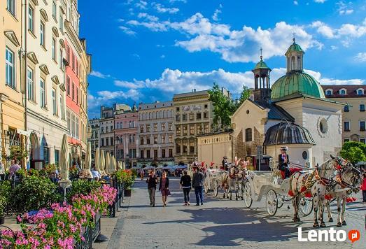 Wycieczka do Krakowa 17.10.2020