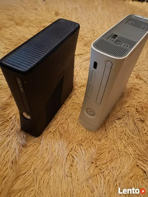 Xbox slim 4gb + Xbox arcade