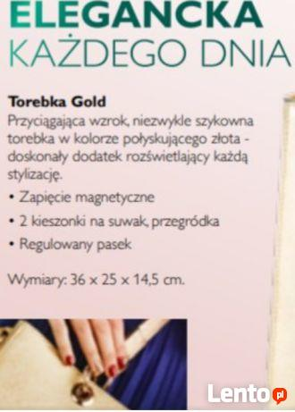 ORIFLAME Torba weekendowa z kolekcji Gold