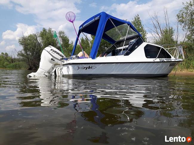 Archiwalne łódź Motorowa Idealny Stan Bogato Wyposażona