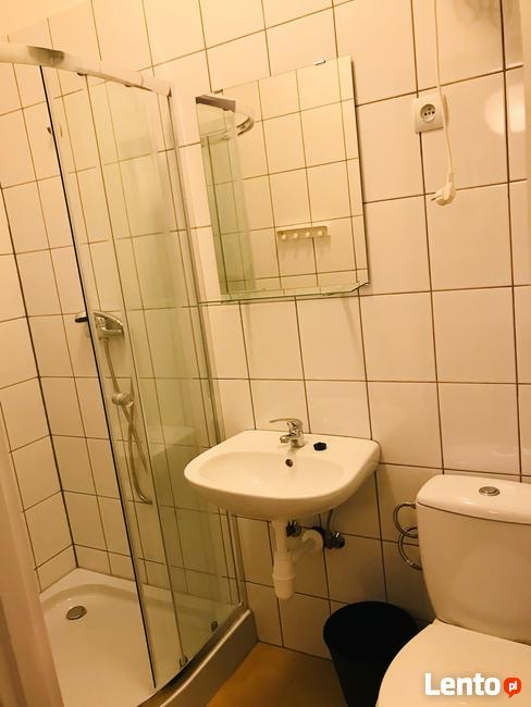 Pokoje z łazienkami nad morzem
