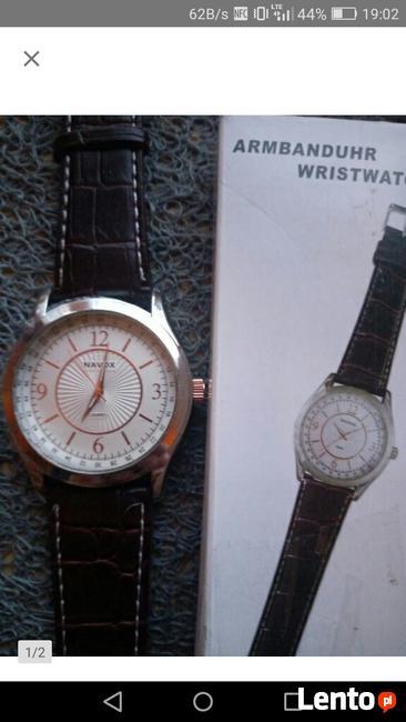 Zegarek męski marki navox