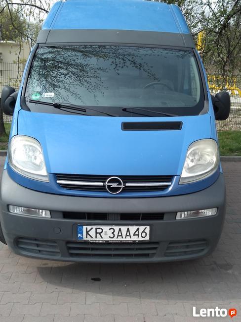 Sprzedam Opel Vivaro