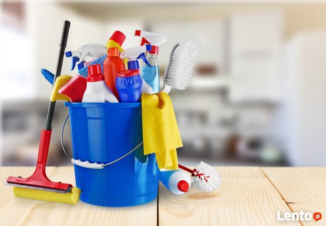 Praca dodatkowa - sprzątanie/ cały Kraków
