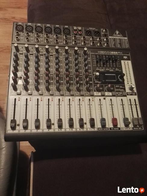 Mixer BEHRINGER XENYX 1222FX