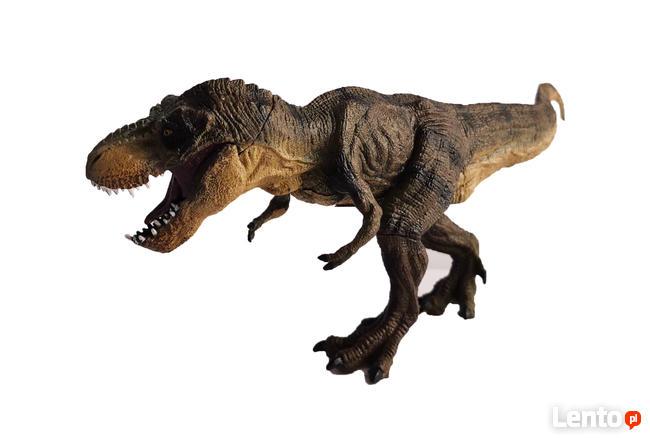 Polecamy nową figurkę DINOZAURA: Tyranozaur (Tyrannosaurus