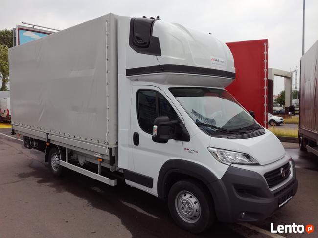 FIAT DUCATO 180KM -10 ep+kab.górna LX-leasing+spedycja