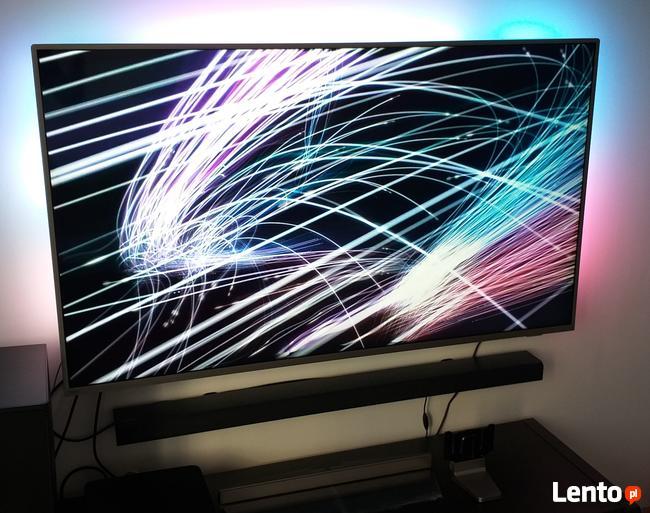 Super telewizor 49 PHILIPS TV 4K 49PUS8303, 120Hz - PL GW