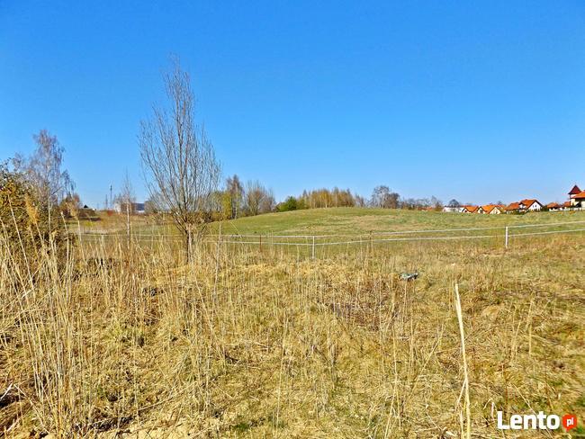 OSTRZESZEWO - DZIAŁKA BUDOWLANA - 1400 m2