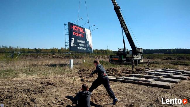 Reklama A-1 / A-2 Łódz , Radomsko