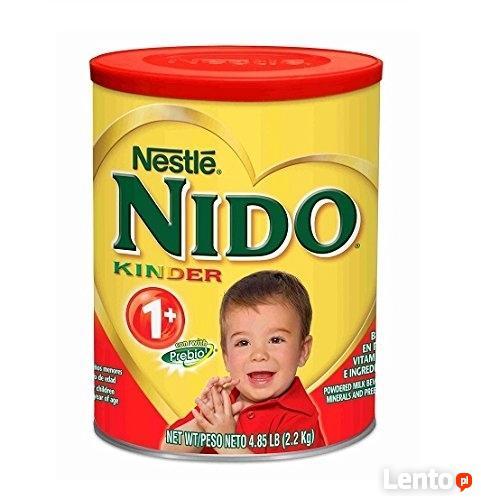 Nestle Nido mleko w proszku, Nestle Nido Instant suche mleko