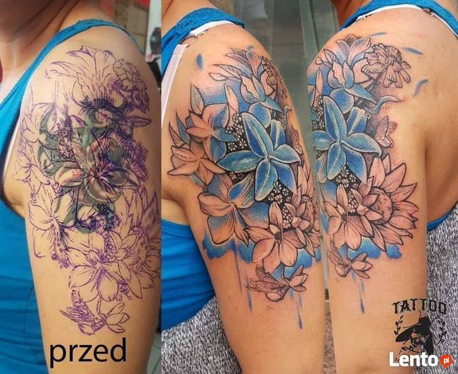 Tattoo Mucha - Tatuaż Artystyczny