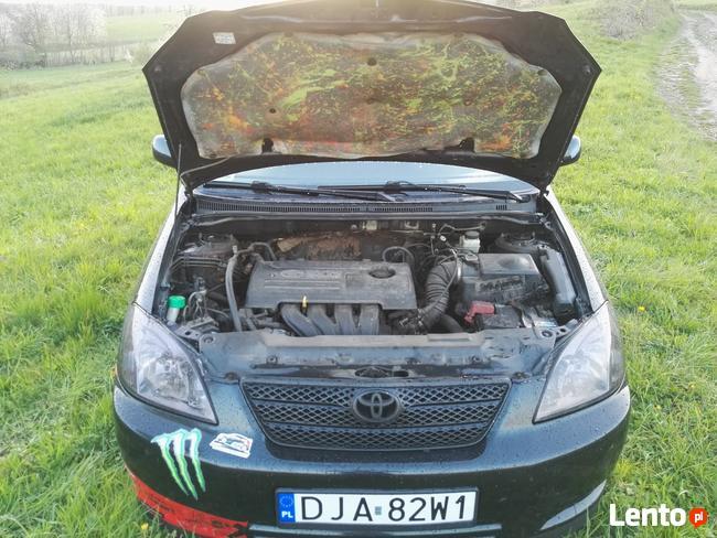 Archiwalne Toyota Corolla E12 16vvti 3d 2002r Polecam