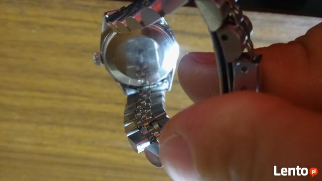 Zegarek damski Rolex Oyster Zamiana