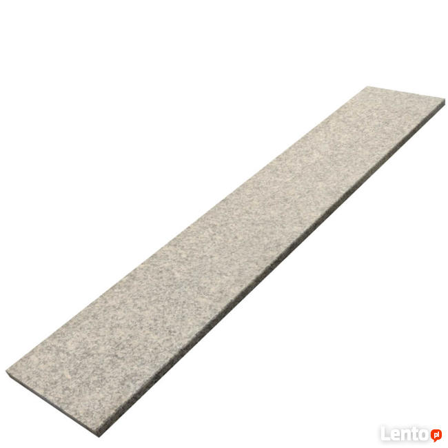stopień granitowy G602 150x33x3 cm płomieniowany