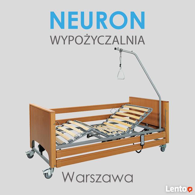 Nowe łóżko Rehabilitacyjne Wypożyczenie Warszawa Dla Chorego
