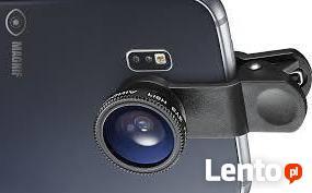 Obiektywy MAGNIF. Rób profesjonalne zdjęcia telefonem.