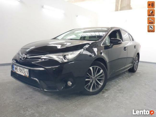 Toyota Avensis 2.0 D-4d 143km Premium