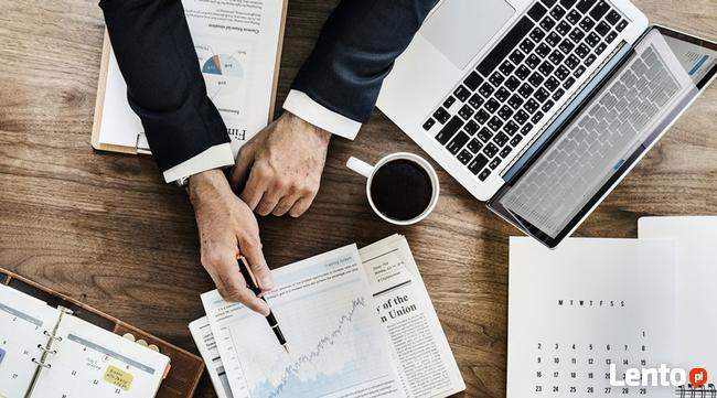 Specjalista ds. sprzedaży w branży finansowej