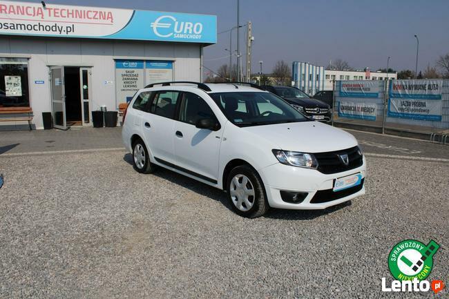 Dacia Logan Salon Polska F-vat Gwa 1 rok 1.2+LPG 73 KM