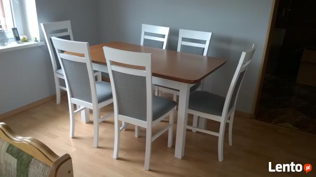 Zestaw Stół z 6 krzesłami-Promocja
