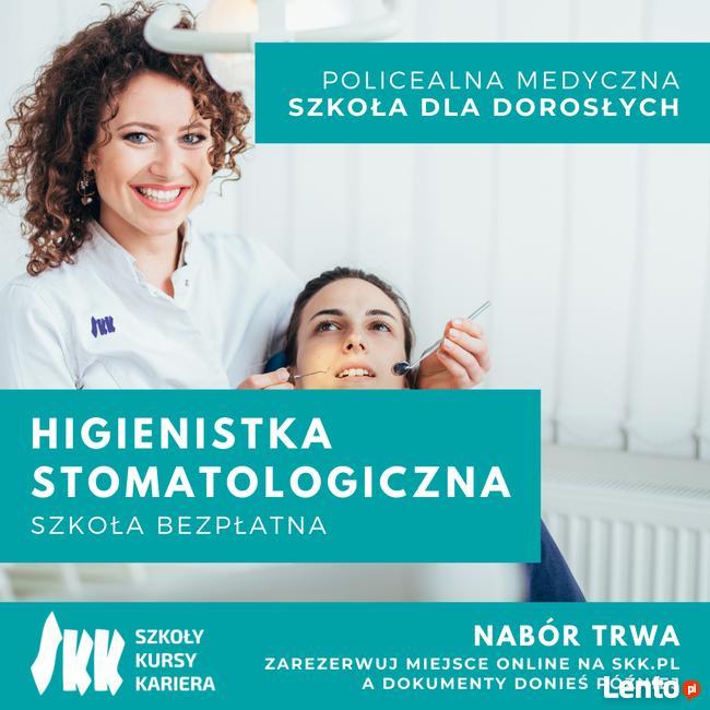 Policealna Szkoła Higienistów Stomatologicznych - 2 lata!