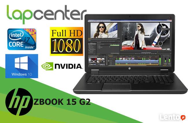 HP Zbook 15 G2 i7Q-4GEN 32GB 512SSD FHD IPS K2000M W10P