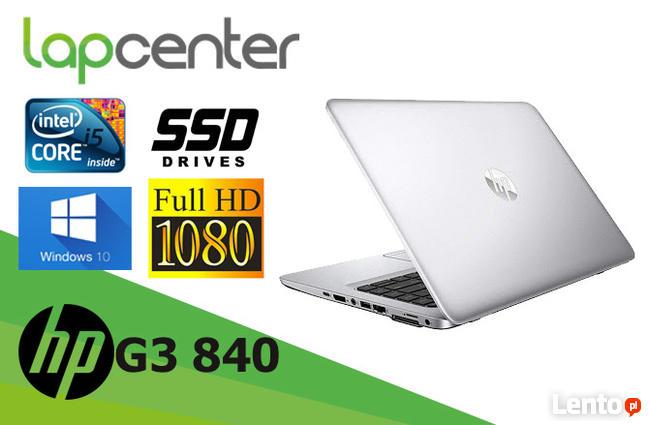 HP ELITEBOOK G3 840 I5-6GEN 8 GB RAM 256 GB SSD W10P
