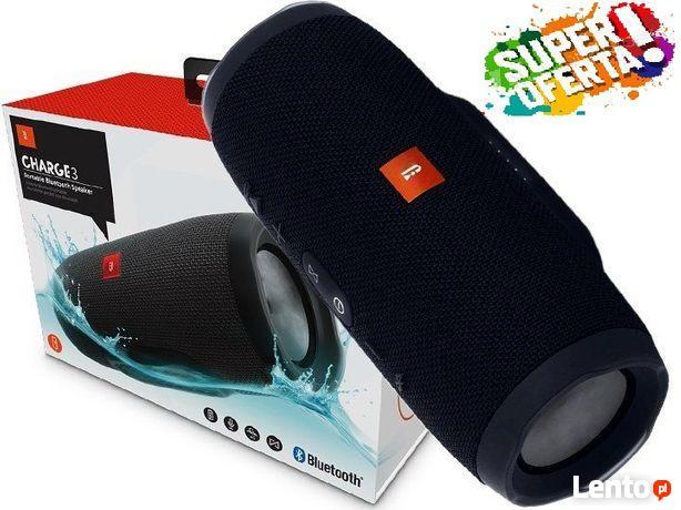 Nowy bezprzewodowy głośnik bluetooth radio CHARGE 3 MP3 NOWY !