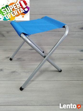 Krzesło wędkarskie bez oparcia NOWY!