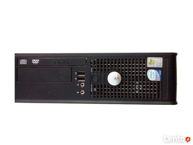 Komputer Stacjonarny DELL GX745 2x1,86Ghz 4GB/250GB WYSYŁKA