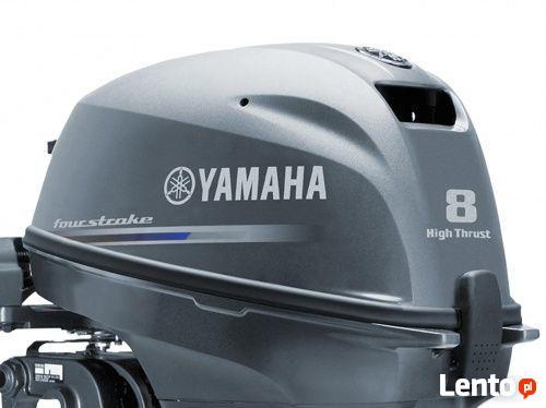 Silnik Zaburtowy Yamaha FT8GEPL (UCIĄGOWY) 8 KM