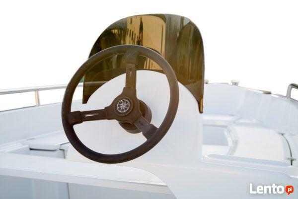Łódka wędkarska NECKO 420